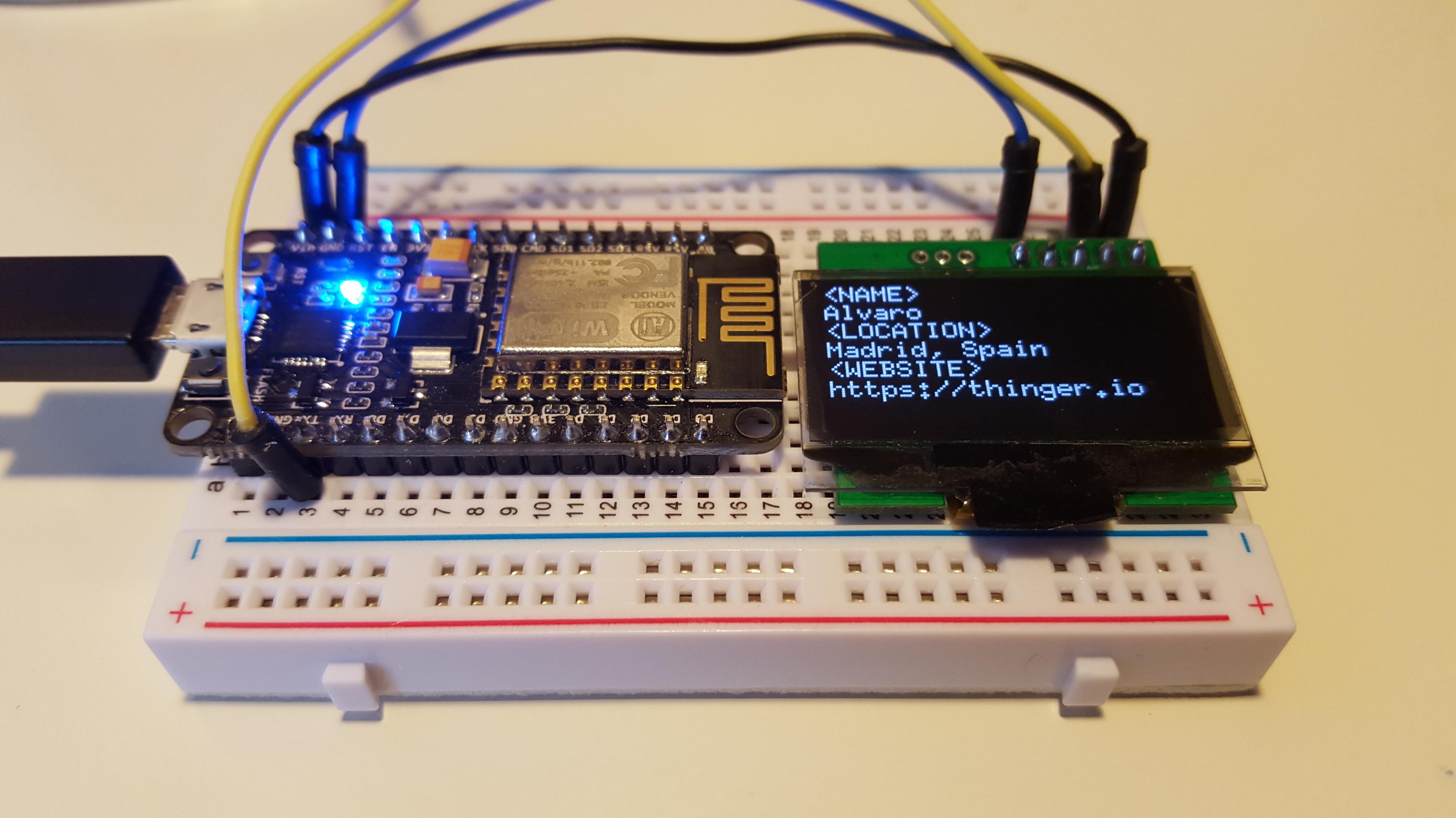 arduino i2c request event
